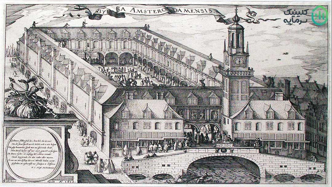تاریخچه بازار بورس در جهان