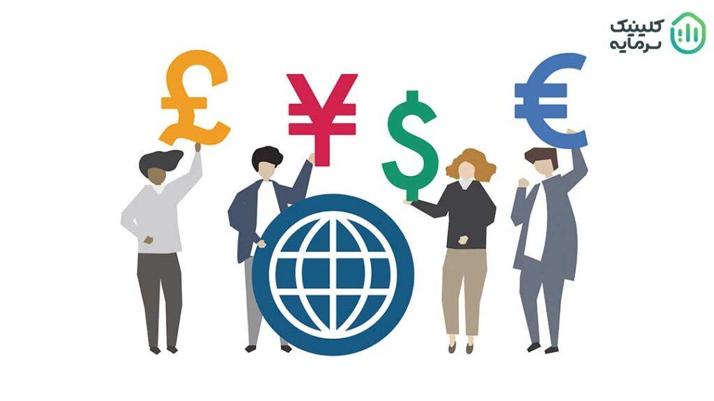 بازار ارزهای خارجی یا فارکس بازاری است که در آن پولهای کشورهای مختلف به صورت جفتهای ارزی در برابر یک دیگر ارزشگذاری و فروخته میشود