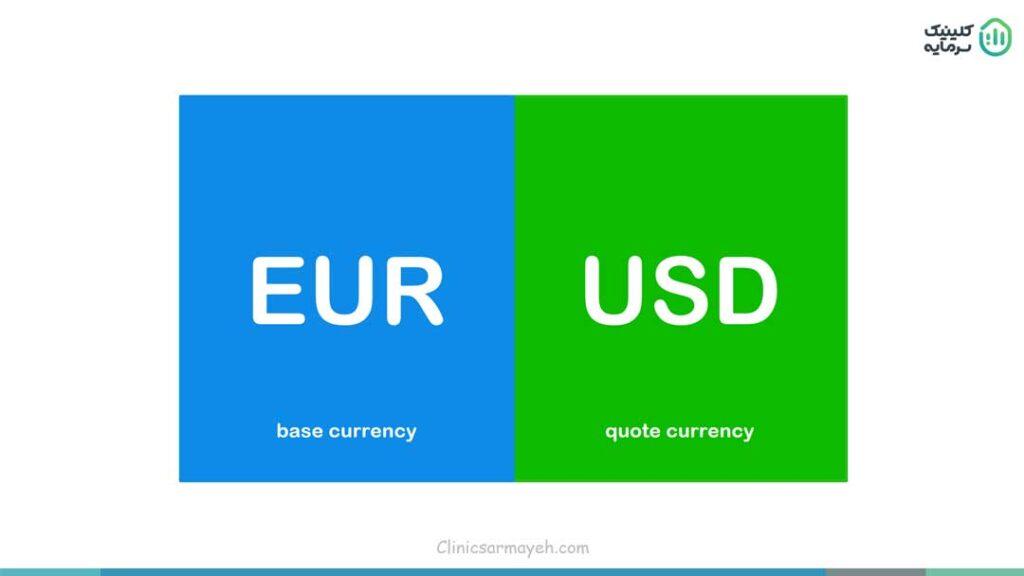 مفهوم جفت ارزهای اصلی و فرعی