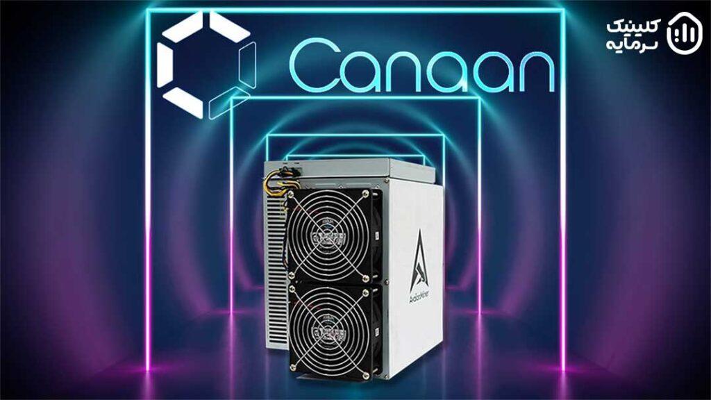 شرکت Canaan Creative
