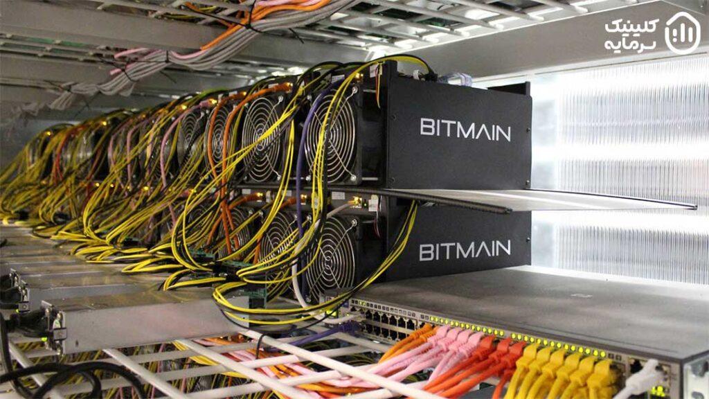 شرکت Bitmain Technologies