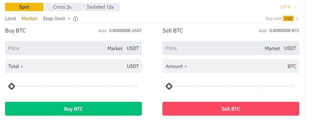 سفارش Market